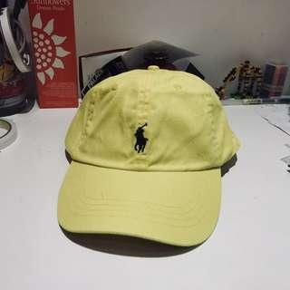 🚚 「polo」黃色老帽
