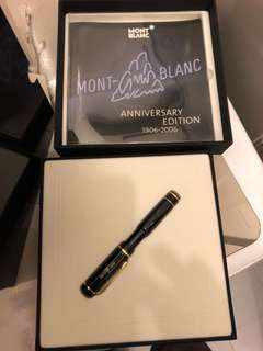 Mont Blanc 100 Anniversary Limited edition rollerball