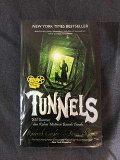 Tunnels: Will Burrows dan Koloni Misterius Bawah Tanah