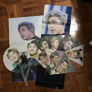 [clearing] BTS RM slogan