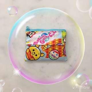 Tsum pocket tissue zip pouch