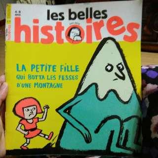 French Bk - Les Belles Histoires (Juin)