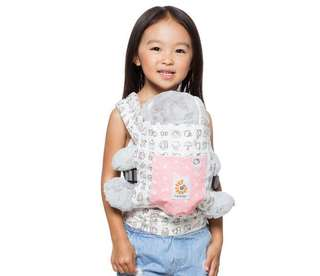 BNIB Ergobaby X Hello Kitty Doll Carrier not tula not free to grow not iangel not baby Carrier