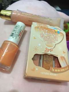 All in etude & forever 21