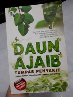 SP_PRELOVED : daun ajaib