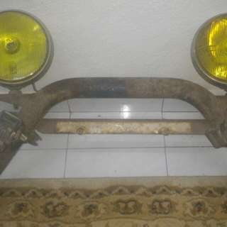 Vintage Sev Marchal Datsun 510 Ke70 ke25 ke30 ke10 b210 b310 datsun 620 datsun720 kp60 kp61 rx2 bettle combi