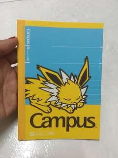 BN Pokémon Notebook