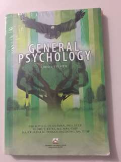 General Psychology book
