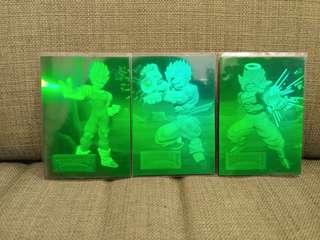 龍珠 閃卡3D Hologram AMADA