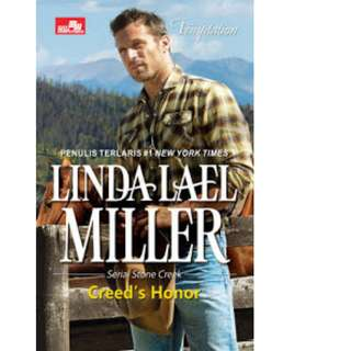 Ebook Creed`s Honor - Linda Lael Miller