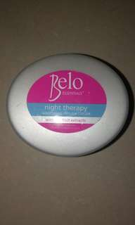Belo night therapy