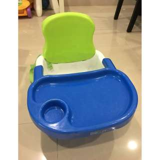 Little Bean Foldable Boaster Seat 6 months +