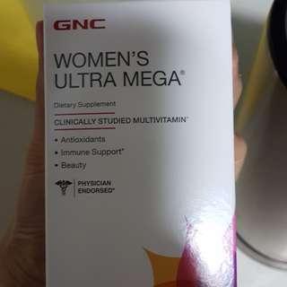 GNC woman multi vitamin