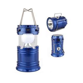Rechargeable camping lantern SOLAR