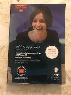ACCA F3/FFA Textbook