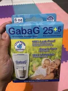 Gabag Plastik ASI