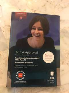 ACCA F2/FMA Practice and Revision Kit