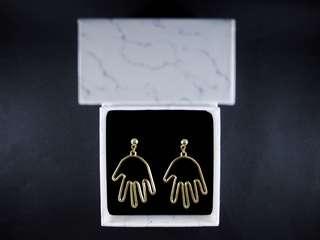 Ready stock💁♀️T things earrings