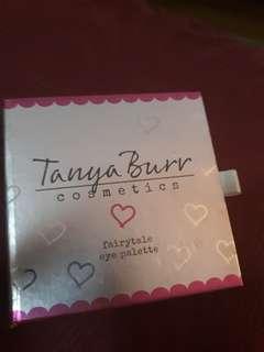 Tanya burr fairytale eye pallete eye shadow