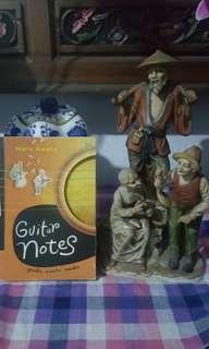 Guitar Notes oleh Mary Amato