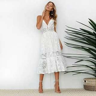 Sophia Lace Dress