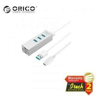 Orico USB HUB 3.0 3 PORT