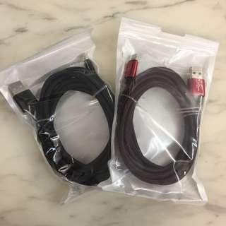 iPhone 線 綫/ 2米 200cm/ iPhone Lightning Cable