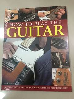 Guitar Guide Book