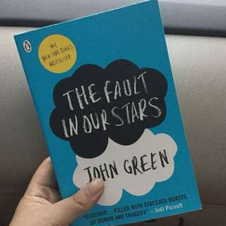 {REPRICED}The Fault in our Stars