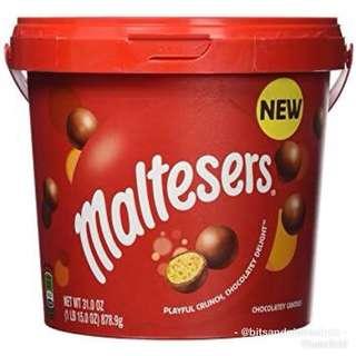 Maltesers Party Bucket
