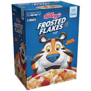Kellogg's Giant Frosted Flakes 1.7kg