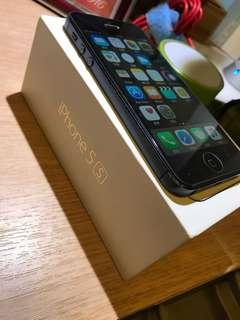 Iphone5 16GB Black ZP model