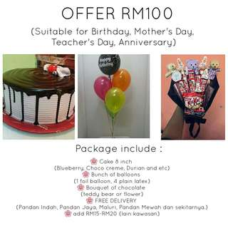 Suprise Delivery Package OFFER!