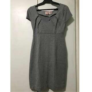 Grey Zara Dress
