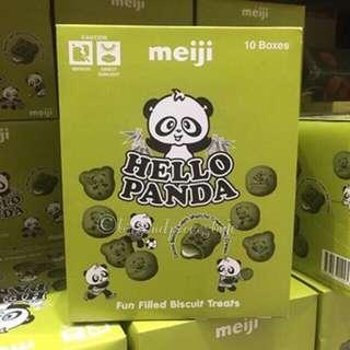 Hello Panda Matcha Box of 10