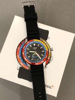 Fossil Q Crewmaster 智能 手錶 smartwatch