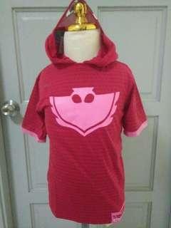 PJ masks owlette hoodie tshirt