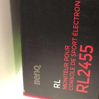 BENQ RL2455 Gaming Monitor