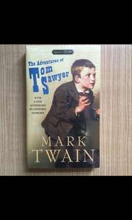 全新 湯姆歷險記 The Adventure Of Tom Sawyer Mark Twian