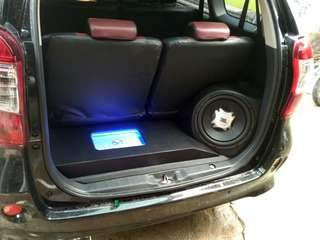 Box custom all new avanza