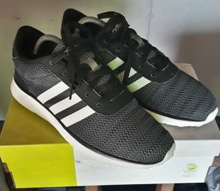 adidas Element Refine Tricot and Lite Racer