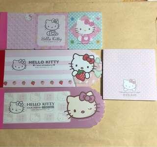 🚚 Hello Kitty 便條