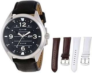 JBW Mens J6282 Flight Watch