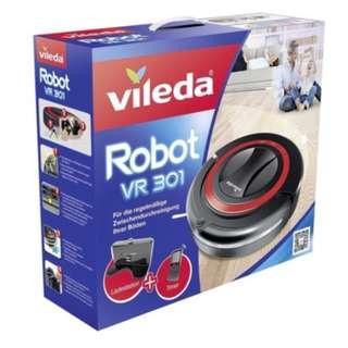微力達智能自動吸塵機 VR301