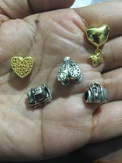 S925 charms