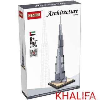 Hsanhe architecture 6368-6370