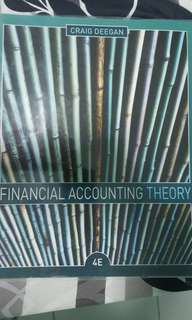 SIM-RMIT Financial Accounting Theory Textbook and Lecture Notes