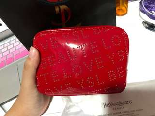 YSL small size pouch