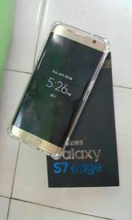 Samsung S7 edge 32GB(GOLD)