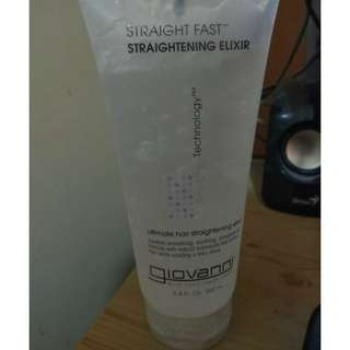 HAIR STRAIGHTENING Gel
